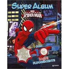 Libri WALT DISNEY - SPIDERMAN SUPER ALBUM