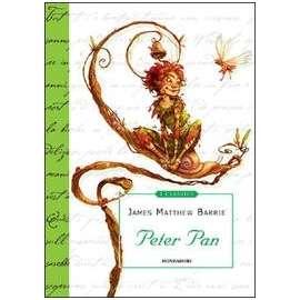 Libri MONDADORI - PETER PAN - BARRIE JAMES MATTHEW
