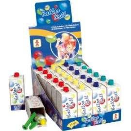 Giochi BOLLE DI PLASTICA 30gr conf.24pz - 103.100000