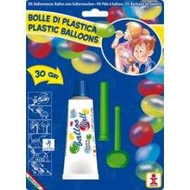 Giochi BOLLE DI PLASTICA 30gr conf. in blister