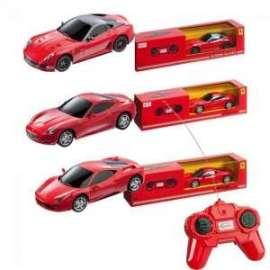 Giochi AUTO RDC Ferrari 1:24