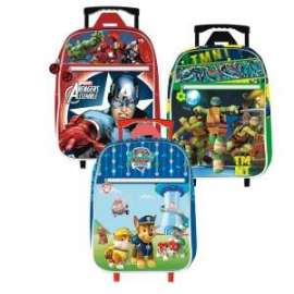*Pool Over 16 - CARTOONS - Mini Trolley MASCHILE