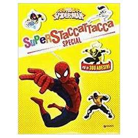 Libri WALT DISNEY MARVEL - SUPERSTACCATTACCA SPECIAL. SPIDERMAN