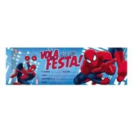 Inviti ASSEGNI SPIDERMAN conf.10pz