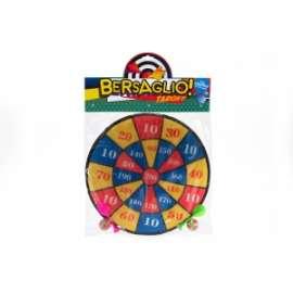 Giochi BERSAGLIO STOFFA 35cm C/FRECCE