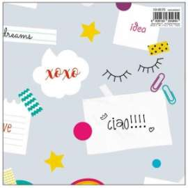 Carta Regalo 70x100 GIRL conf.10fg