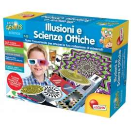 Giochi LABORATORIO DI ILLUSIONI E..