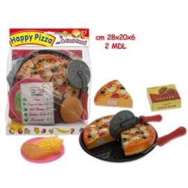 Giochi HAPPY PIZZA C/ACCESSORI
