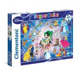 Giochi PUZZLE - 104 - FAMIGLIA DISNEY
