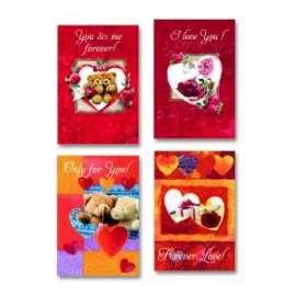 Biglietti San Valentino FANTASIA LOVE conf.12pz