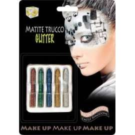 Carnevale MATITE MAKE UP GLITTER