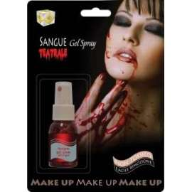 Carnevale SANGUE FINTO SPRAY