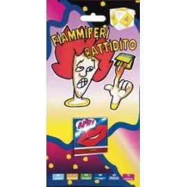 Carnevale FIAMMIFERI BATTIDITO