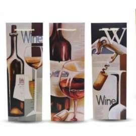 Shopper Portabottiglia FANTASIA WINE conf.12pz