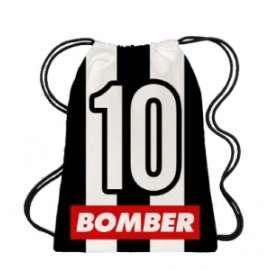 ZAINETTO BOMBER 10 BIANCONERO