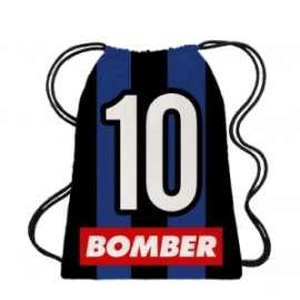 ZAINETTO BOMBER 10 NEROAZZURRO
