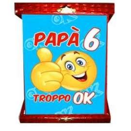 Festa del Papà TARGA 6 TROPPO OK