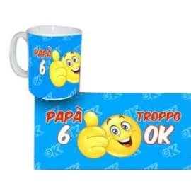 Festa del Papà TAZZA 6 TROPPO OK