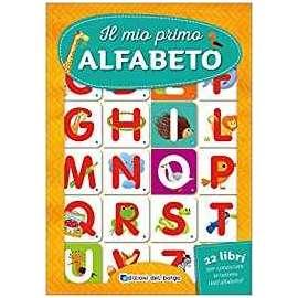 Libri EDITORIALE SCIENZA - IL MIO PRIMO ALFABETO