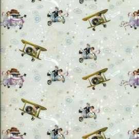 Carta Regalo 70x100cm FANTASIA NOZZE art.49 conf.10fg