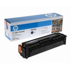 .HP ** TONER COLOR LASER JET NERO   .CB540A