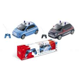 Giochi NEW FIAT 500 SECURITY R/C 1:24