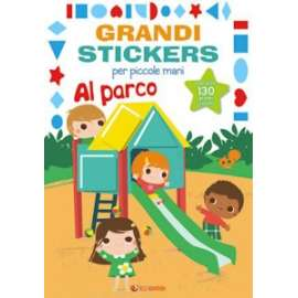 Libri EDICART - GRANDI STICKERS. AL PARCO