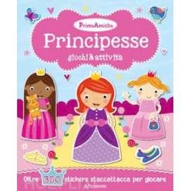 Libri EDICART - PRIME AMICHE. PRINCIPESSE