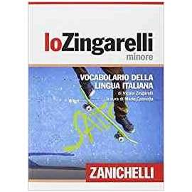 Libri ZANICHELLI - ZINGARELLI MINORE. VOCABOLARIO DELLA LINGUA ITALIANA