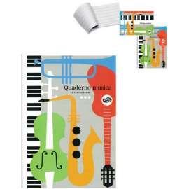 Album e Quaderno Musica