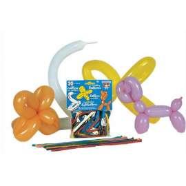 Palloncini gonfiabili da modellare