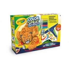 Crayola - COLOR SPRAY ELETTRONICO