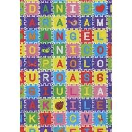 Carta Regalo 70x100cm FANTASIA BIMBI art.79 conf.10fg