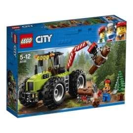 Giochi LEGO City - 60181 - TRATTORE FORESTALE