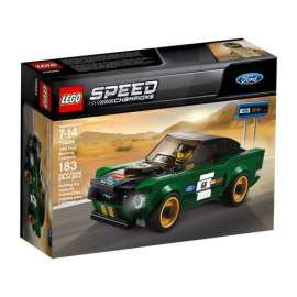 Giochi LEGO Speed - 75884 - FORD MUSTANG FASTBACK