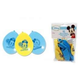Party PALLONCINI BABY MICKEY conf.10pz