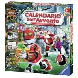 Giochi CALENDARIO DELL AVVENTO ROBOT