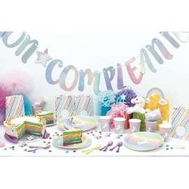 Party TOVAGLIOLI 33x33 UNICORNO conf.16pz