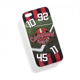 Calcio COVER SMARTHPHONE ROSSONERI