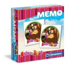 Giochi MEMO GAMES MASHA E ORSO