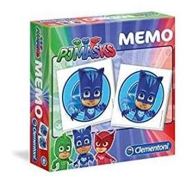 Giochi MEMO GAMES PJ MASKS