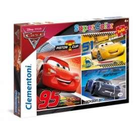 Giochi PUZZLE - 3x48- CARS 3