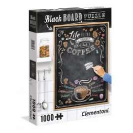 Giochi PUZZLE - 1000 - BLACK BOARD COFFEE