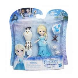 Giochi FROZEN SMALL DOLL SOGGETTI ASSORTITI