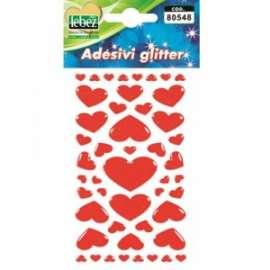 Stickers CUORI ROSSI