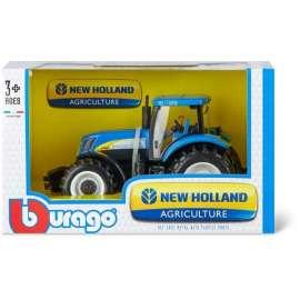 Giochi BURAGO - TRATTORE NEW HOLLAND 1:32