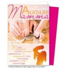 Biglietti Mamma GRAZIE MAMMA! conf.6pz