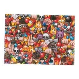 Giochi PUZZLE - 60 Giant - EMOJI