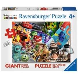 Giochi PUZZLE - 60 Giant - DISNEY PIXAR