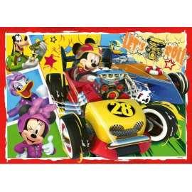Giochi PUZZLE - 60 Giant - TOPOLINO